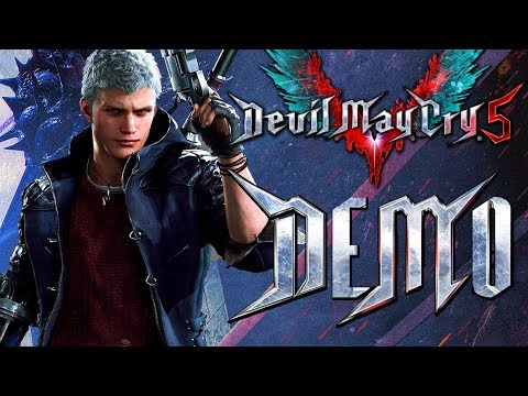 Devil May Cry  Demo CUHRAZY IS BACK ON THE MENU BOYS