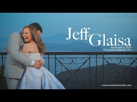So many of my smiles begin with you I Same Day Edit I Jeff + Glaisa I Villa Ibarra
