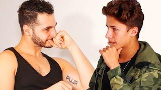 ► Verdad o Beber | Publico | Juanpa Zurita VS DebRyanShow