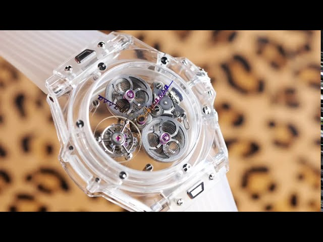 ANPASSA Brand New Tourbillon (ASR ST03)