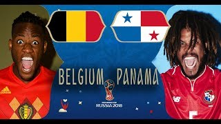 Belguim vs Panama • All Goals and Highlights • World Cup 2018 HD