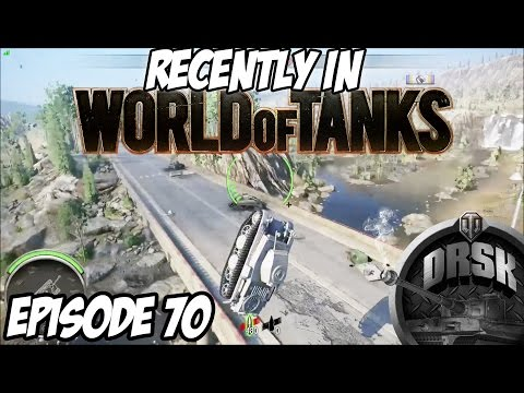 Recently in World of Tanks #70
