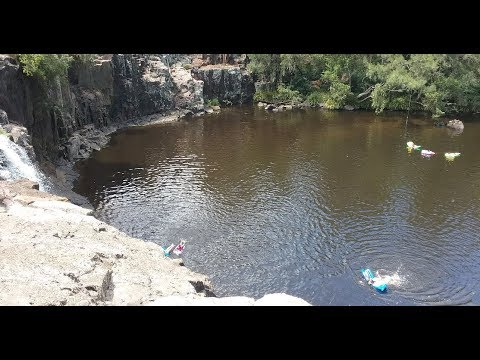 Tooloom falls and free camp sites