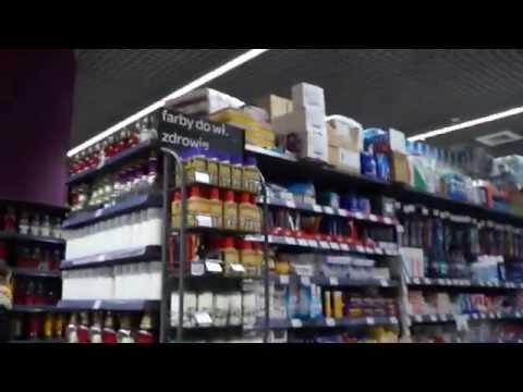 Supermarket In Poland