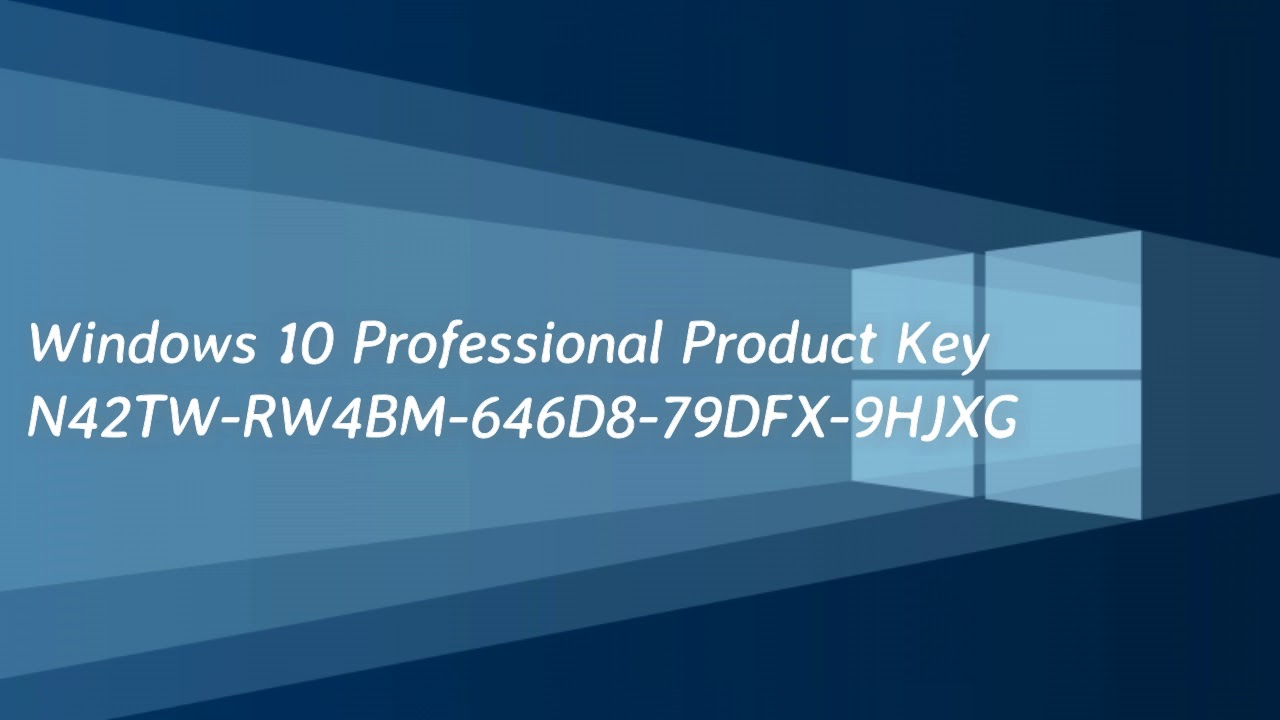 windows 10 enterprise activation key 64 bit 2018