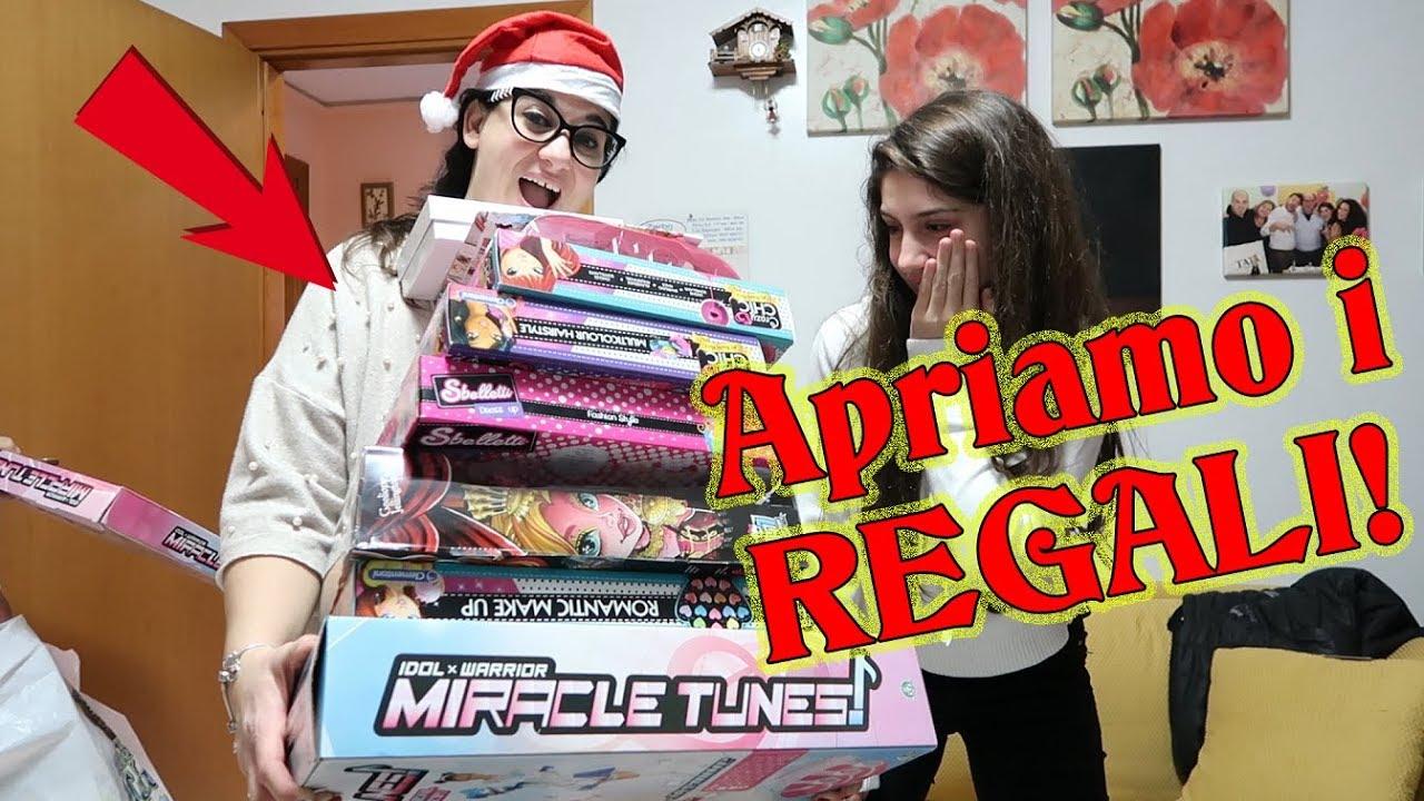 Download APRIAMO I REGALI Portati da BABBO NATALE!!