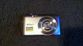 Nikon Coolpix S3200 Mini Review