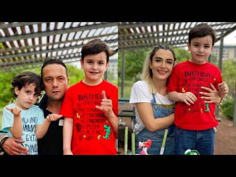Օլյա Հակոբյանի և Աբել Աբելյանի որդու 7-ամյակի խնջույքն ու ցանկալի նվերները