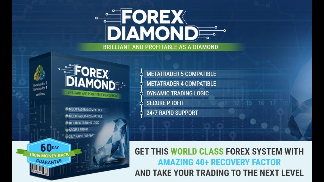 Download FOREX DIAMOND ROBOT
