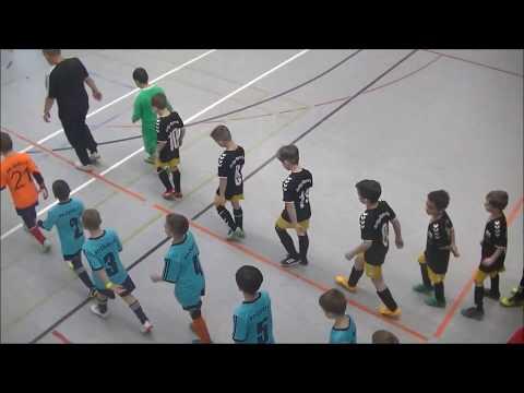 Dreiberg Kickers U9 Hallencup 2018 mit SpVgg Bayern Hof U9