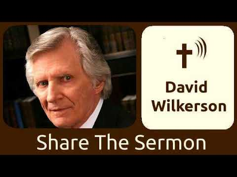 A Time To Do Nothing But Trust - David Wilkerson