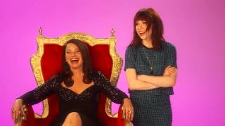 Behind the Scenes at CINDERELLA Broadway with Carly Rae Jespen and Fran Drescher