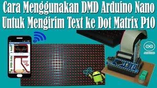 Jual Module Led Dot Matrix 32x8 Display with Max7219