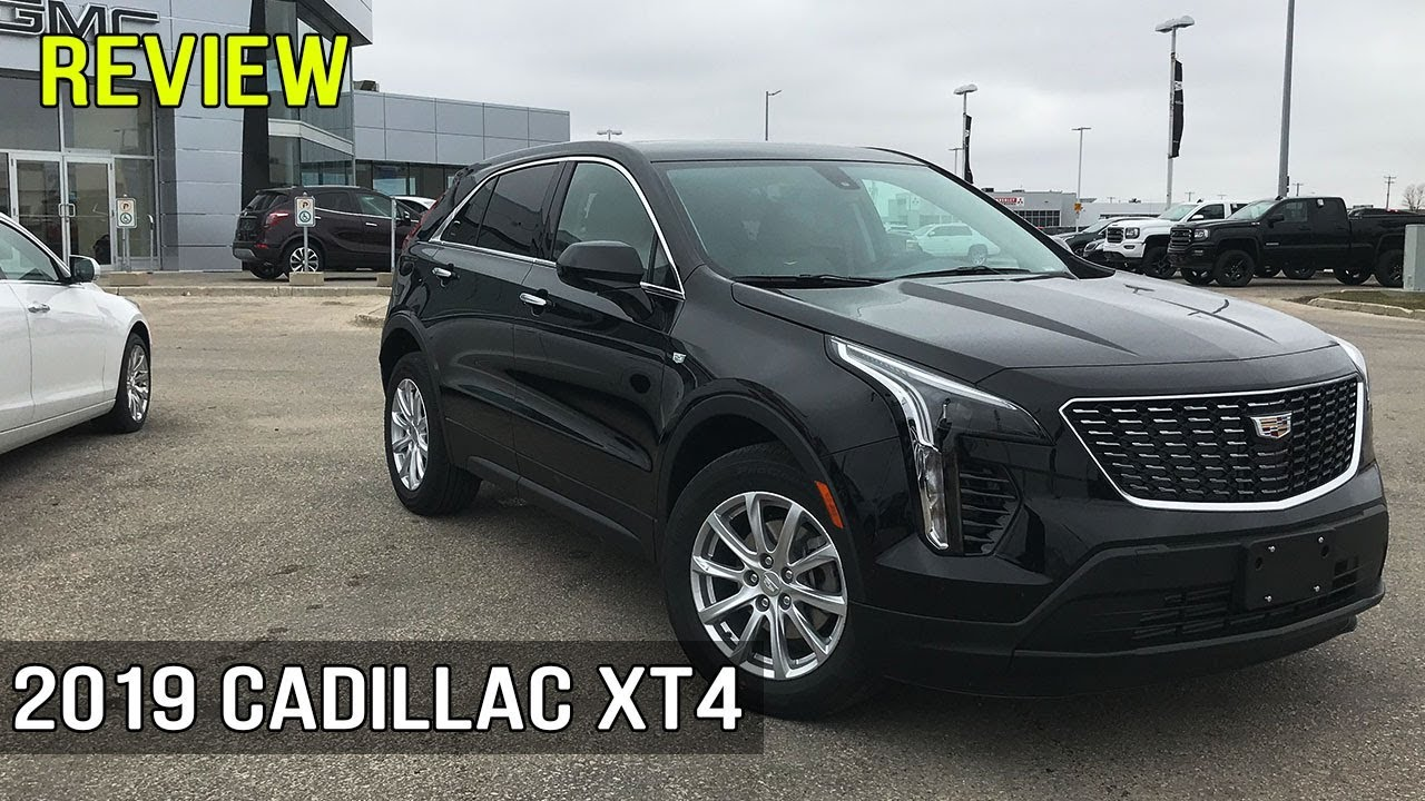 2019 Cadillac Xt4 Luxury Awd 2 0t In Depth Review Youtube