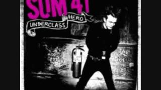 Sum 41 - March of the Dogs w/ lyrics