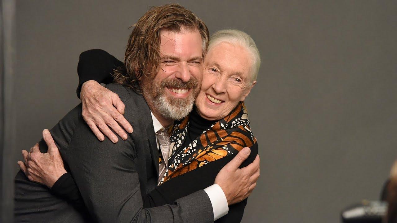 'Jane' Q&A | Jane Goodall & Brett Morgen | NYFF55