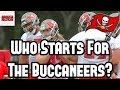 Buccaneers Release First Depth Chart | Who Starts for the bucs?