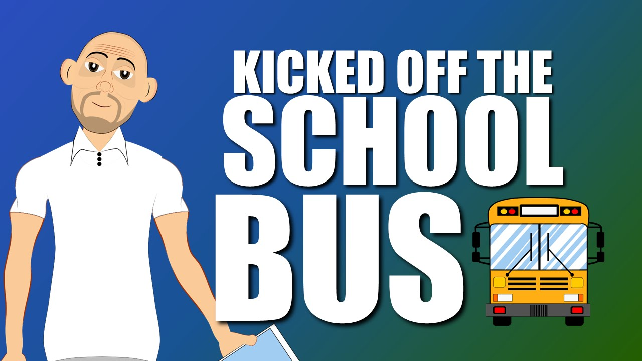 Fighting Bullying Is Trouble On The School Bus For Safety