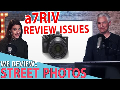 Sony a7R IV Review Update, Street photography photo review (Chelsea & Tony LIVE) thumbnail