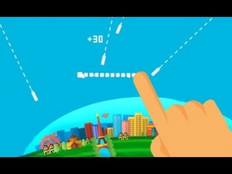 Line Defense: Gameplay By Legal Radiation Team iOS & Android