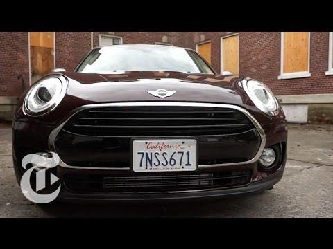 Mini Clubman   Driven Car Reviews   The New York Times