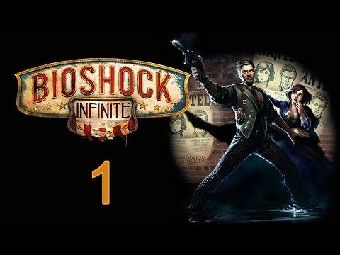 BioShock Infinite - Прохождение полностью на русском [#1]