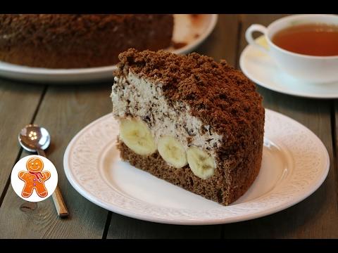 Торт Норка Крота Несложный Очень Нежный и Вкусный ✧ Maulwurfkuchen Torte