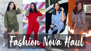 MUST HAVE CLOTHING FROM FASHION NOVA || TRY ON HAUL