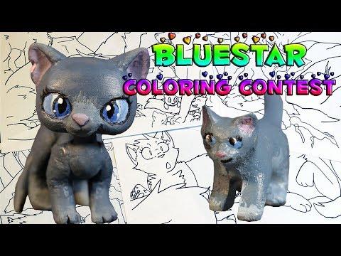 Bluestar Coloring Contest & Raffle! (OPEN UNTIL NOV. 28TH)