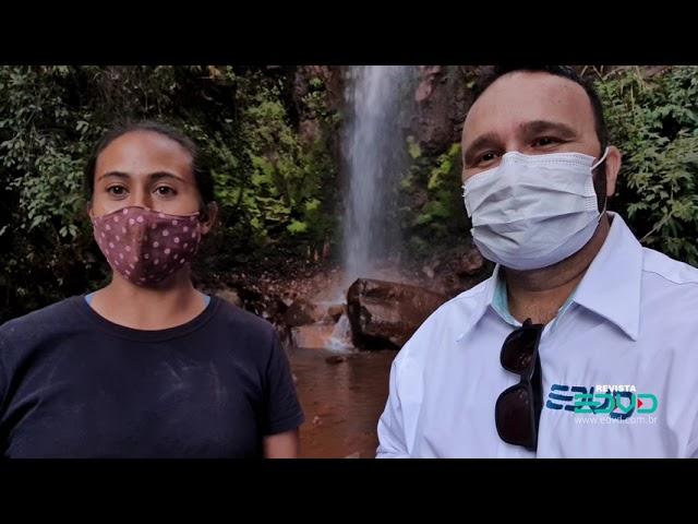 BROTAS-SP: Pousada Mirágua Refúgios e Recanto das Cachoeiras