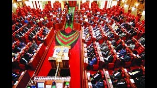 Kenyan MPs want the most elegant gym and kitchen