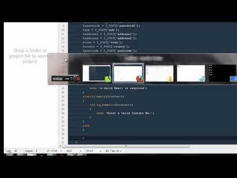 Best way to learn php :- Creating Dynamic form Part 3