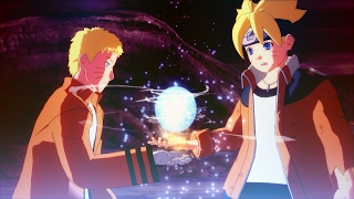road to boruto naruto shippuden ultimate ninja storm 4 full movie english   all cutscenes