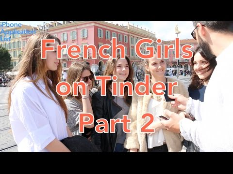 French Girls On Tinder Part 2