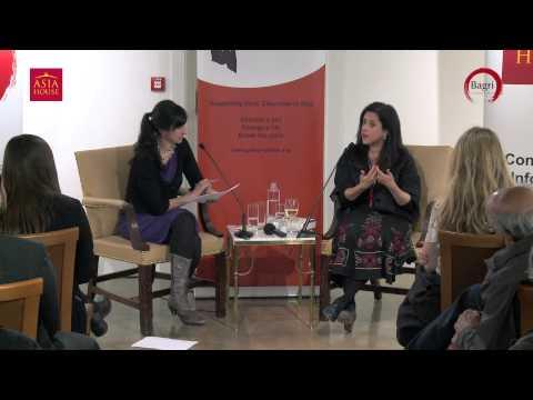 Women, Suffrage & the Vote | Asia House Bagri Foundation Literature Festival 2015