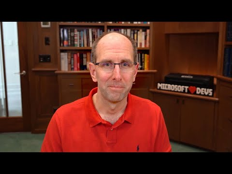 Microsoft: Into Focus with Scott Guthrie Scott Hanselman Rajesh Jha and Kevin Scott   KEY11