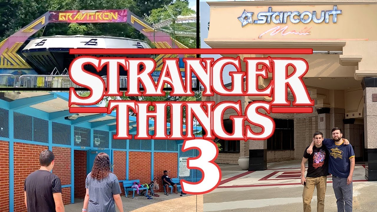Stranger Things 3 Filming Locations   Starcourt Mall, Pool, Hawkins Post,  Mayor's Office