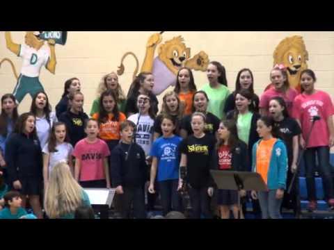 Rock Shabbat 2015 - The Davis Academy