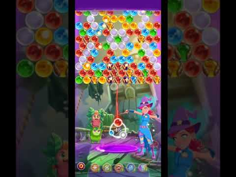 Bubble Witch 3 Saga Level 1309 ~ No Boosters