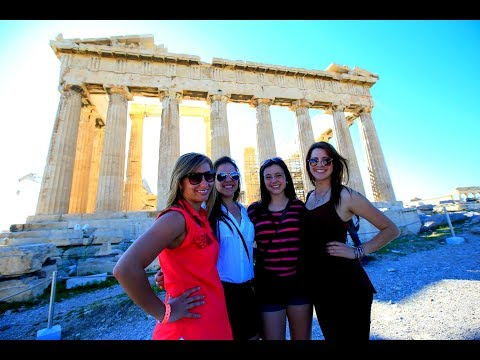 Greece Break to Athens, Mykonos, Santorini with Euroadventures!