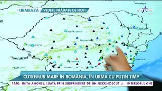 România, zguduită de un nou cutremur. Seismul a avut loc în Vrancea