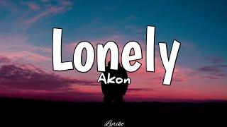 Akon - Lonely (Lyrics)