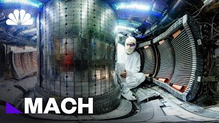 Fusion Could Be Key To Powering Our Future, If Scientists Can Solve One Question | Mach | NBC News
