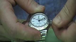 UrbaneWatchReview.com Rolex Explorer II