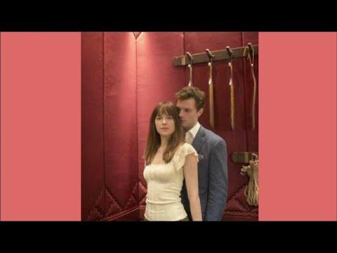 Fifty Shades Freed Behind The Scenes | Dakota Johnson & Jamie Dornan Behind The Scenes 3