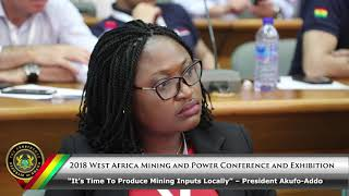 2018 West Africa Mining & Power Conference and Exhibition