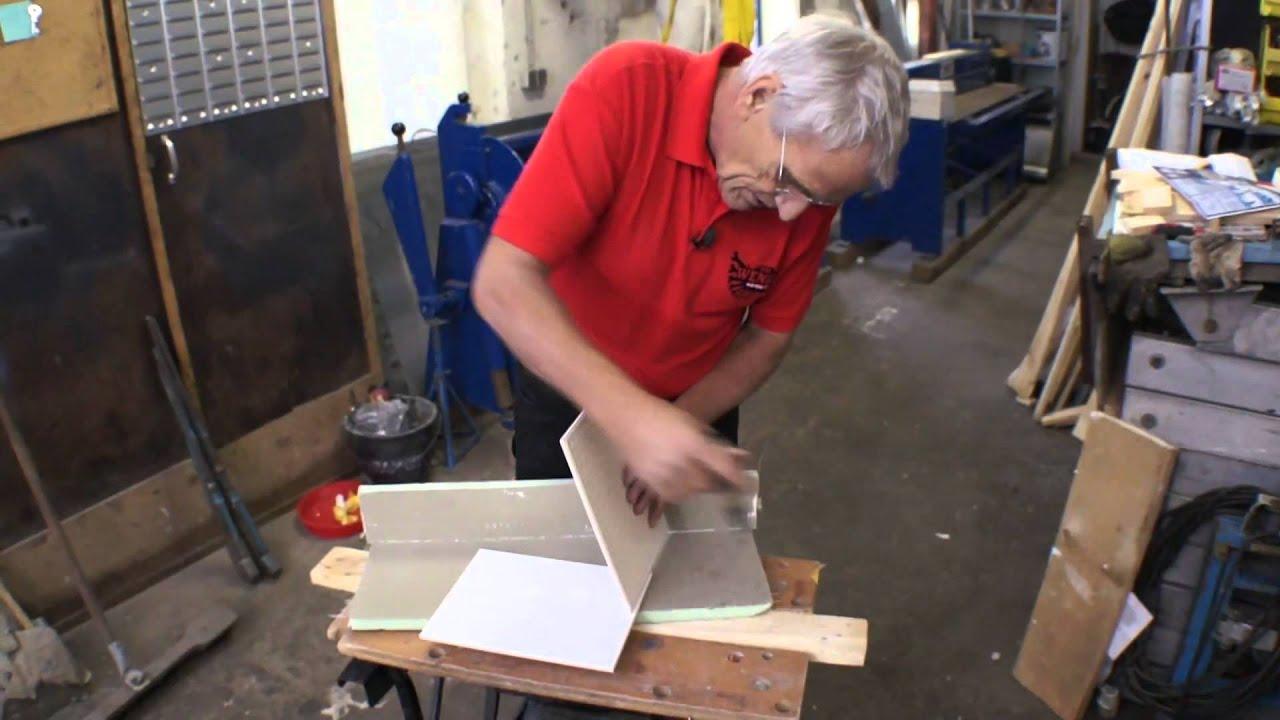 Fliesen Ecken Abmessen Handwerker Mit Herzblut Tipps Und Tricks