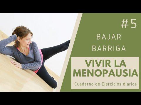 #5-vivir-la-menopausia:-ejercicios-diarios-para-bajar-barriga-en-la-menopausia