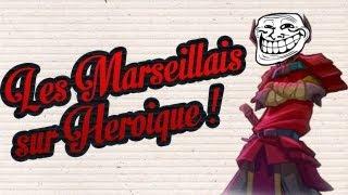 Dofus | Les Marseillais sur Heroique | Oto Mustam | Donjon Boostache par Popi et Gofri