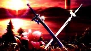 Sword Art Online AMV - Right Here [HD]